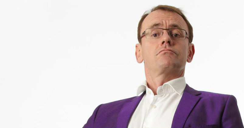 Sean Lock i Sean Lock's Lockipedia i TV4 Play