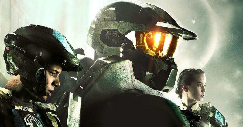 "Soldater i ""Halo 4: Forward Unto Dawn"" i TV6 Play"