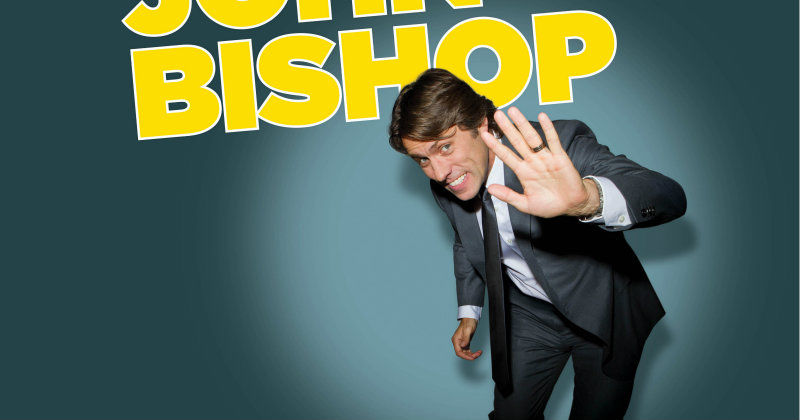 "John Bishop i ""John Bishop Live: Rollercoaster Tour"" i TV4 Play"