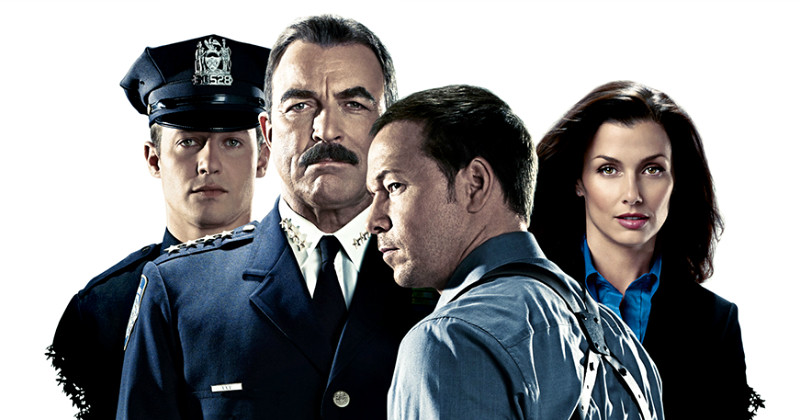"Familjen Reagan i kriminalserien ""Blue Bloods"" i TV4 Play"
