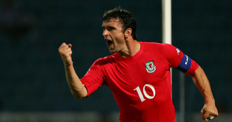 "Gary Speed i sportdokumentären ""Historien om Gary Speed"" i TV10 Play"