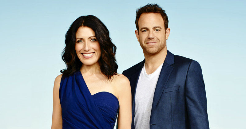 """Abby McCarthy i dramaserien """"Girlfriends Guide to Divorce"""" i TV3 Play"""