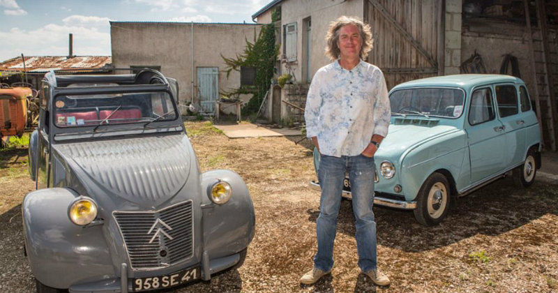 James May i James May's Cars of the People i Kanal 9 Play