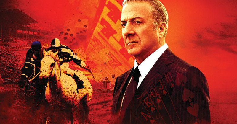 Dustin Hoffman i tv-serien Luck i SVT Play