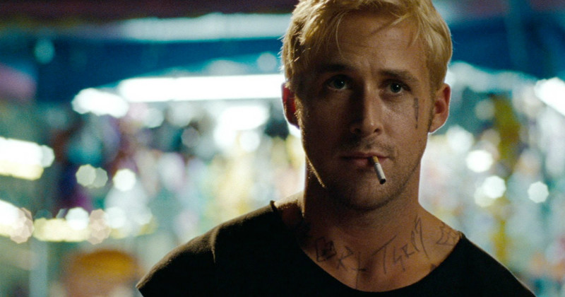 "Luke i långfilmen ""The Place Beyond the Pines"" i SVT Play"