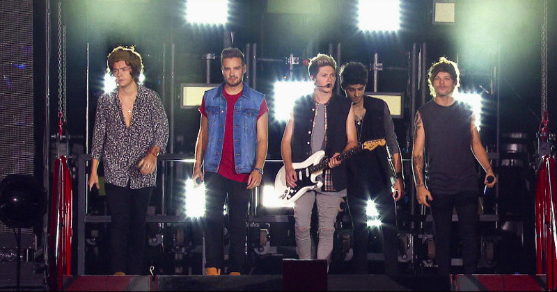 One Direction: Live från San Siro Stadium i SVT Play
