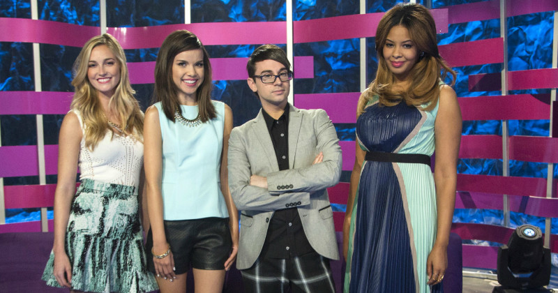 "Deltagare i ""Project Runway Junior"" i TV3 Play"
