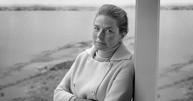 Ingrid Bergman i SVT Play