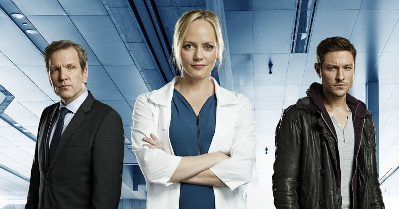 "Skådespelare i science fiction-serien ""The Lottery"" i TV4 Play"