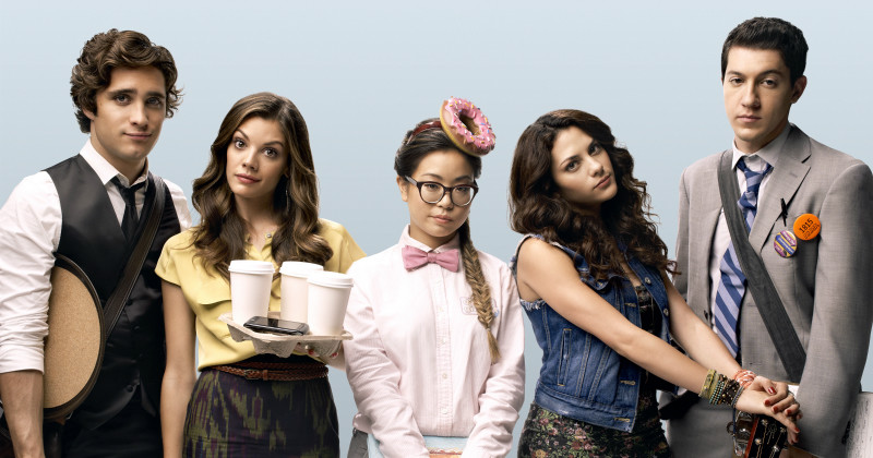 Medverkande i dramaserien Underemployed i TV3 Play