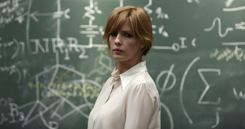"Kelly Reilly i dramaserien ""Black Box"" i TV3 Play"