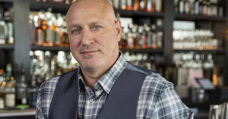 "Tom Colicchio i realityserien ""America's Best New Restaurant"" i TV3 Play"