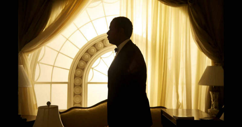 Forest Whitaker som Cecil Gaines i långfilmen The Butler i SVT Play