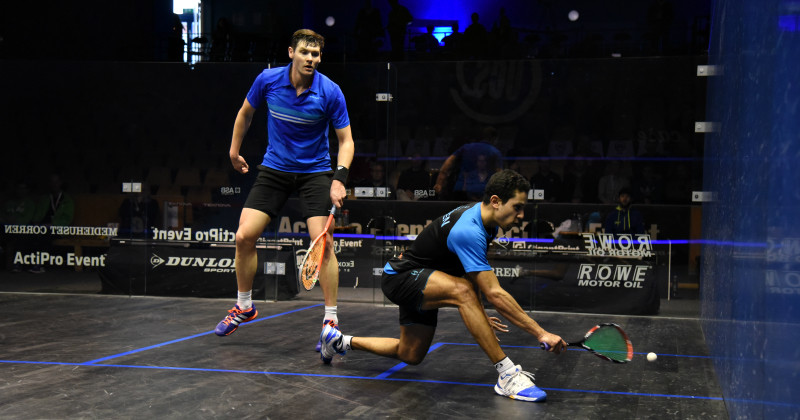 Squash: Swedish Open 2016 LIVE i TV4 Play