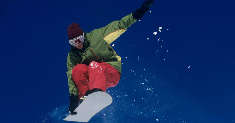 Snowboardåkare i Swedish Snowboard Series i TV4 Play