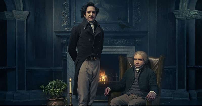 Skådespelare i Jonathan Strange and Mr Norrell i TV4 Play