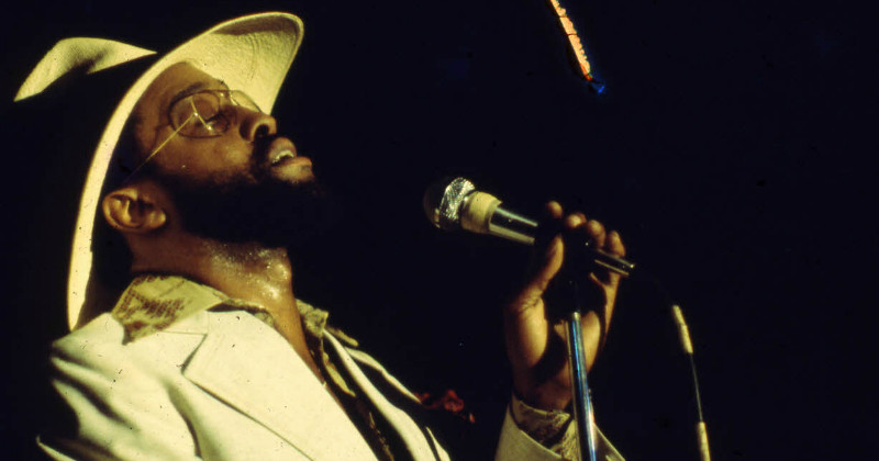 "Billy Paul i dokumentären ""Am I Black Enough for You"" i SVT Play"