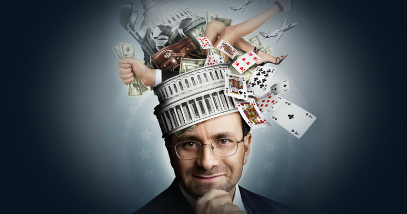 Alex Gibney i Casino Jack and the United States of Money i UR Play
