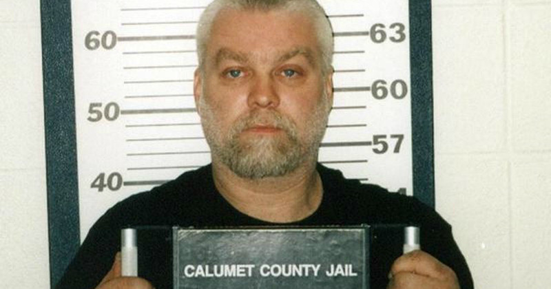 "Steven Avery i dokumentären ""Steven Avery: Innocent or Guilty?"" i Dplay"