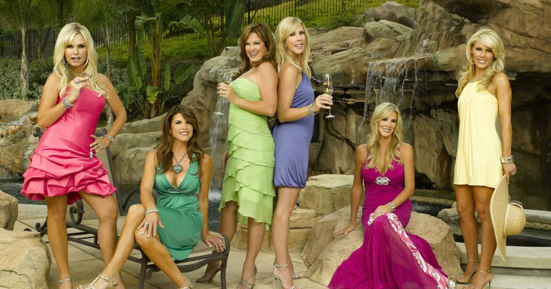 Medverkande i The Real Housewives of Orange County i TV3