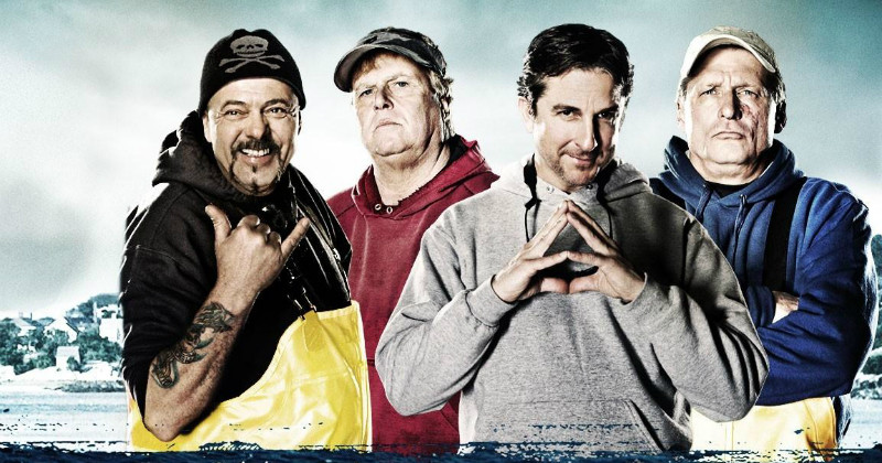Fiskare i Wicked Tuna i TV10 Play