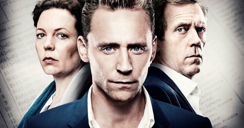 "Medverkande i serien ""The Night Manager"" i TV4 Play"