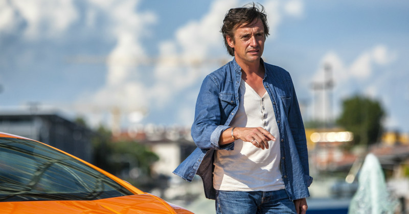 Richard Hammond i Top Gear