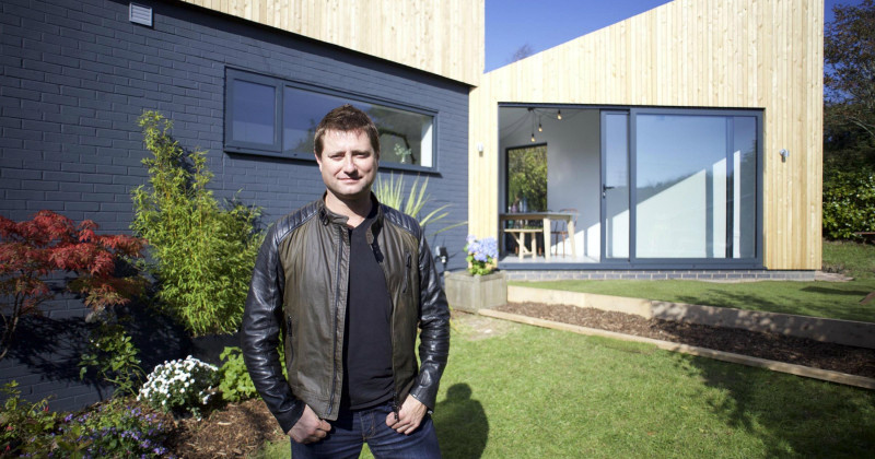 George Clarke i serien Huslyftet i TV8 Play | Viafree