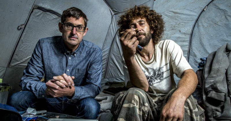 Louis Theroux i SVT Play - Dokumentär streaming