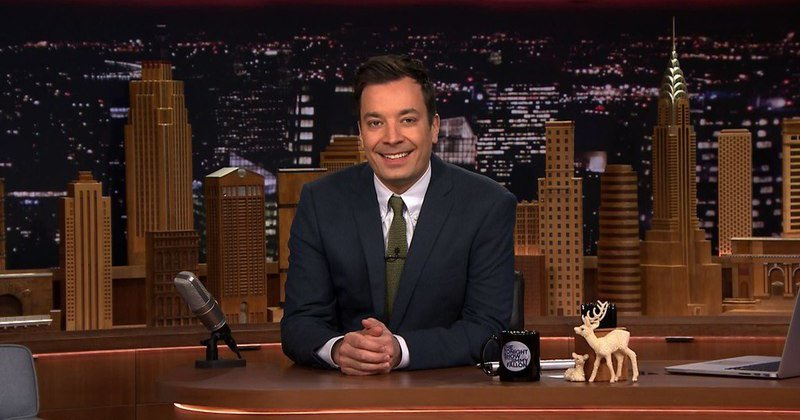 The Tonight Show med Jimmy Fallon i TV4 Play