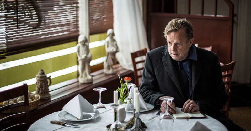 Wallander: Sorgfågeln, Kurt Wallander