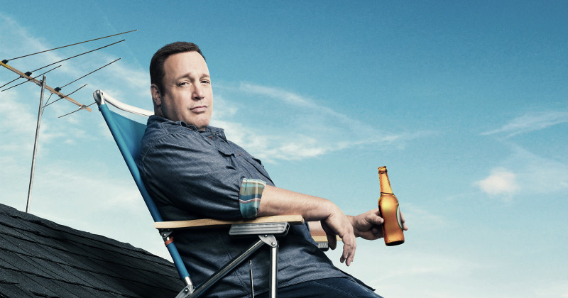 Huvudperson i Kevin Can Wait i TV6 Play