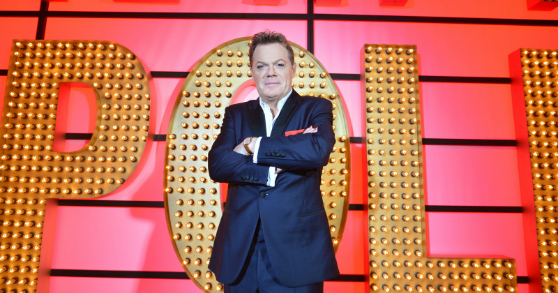 Eddie Izzard i Live at the Apollo i TV4 Play