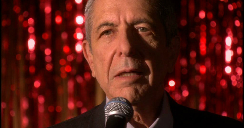Leonard Cohen: I'm your man i TV4 Play