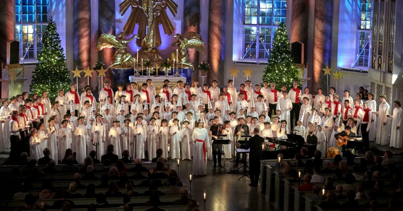 Lucia 2018 SVT Play streaming
