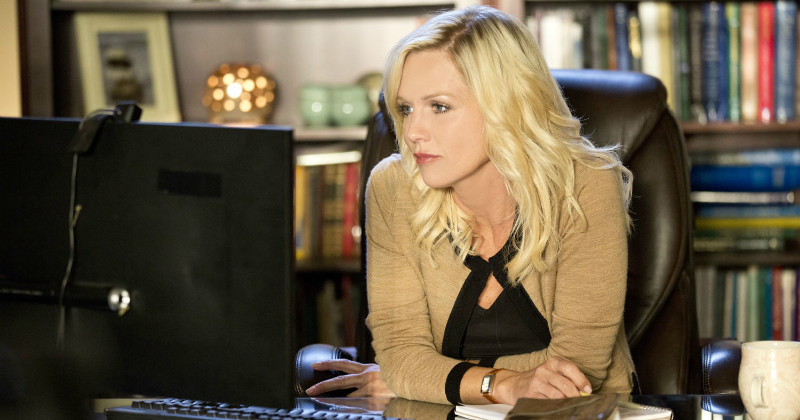"Jennie Garth i ""The Eleventh Victim"" i Viafree"