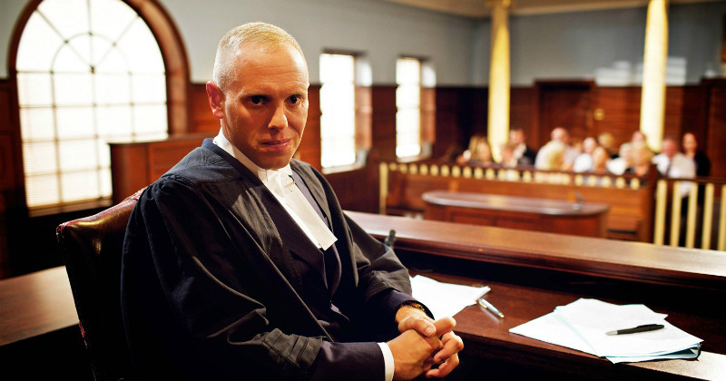 Judge Rinder i TV4 Play