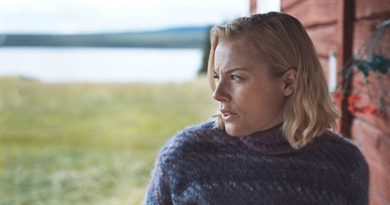 "Ida Engvoll i serien ""Rebecka Martinsson"" i TV4 Play"