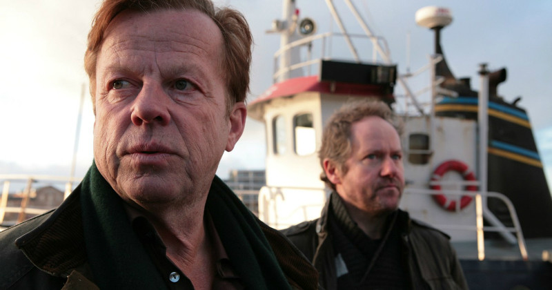 "Skådespelare i ""Wallander: Cellisten"" i TV4 Play"