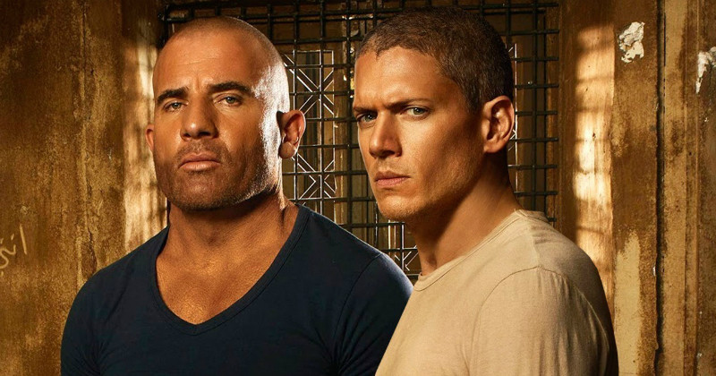 "Skådespelare i ""Prison Break"" i TV3 Play Viafree"