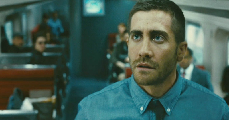 "jake Gyllenhaal i långfilmen ""Source Code"" i SVT Play"