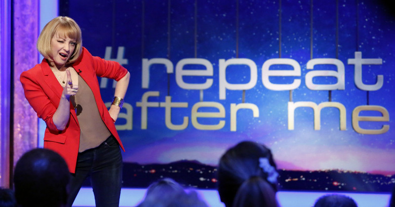 "Wendi McLendon-Covey i ""Repeat After Me"" i TV4 Play"