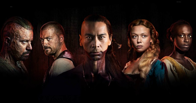 Jamestown på SVT Play gratis stream