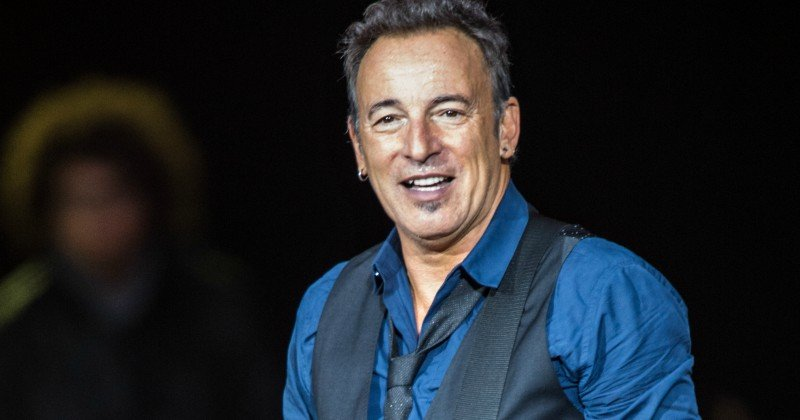 Bruce Springsteen: In his own words i SVT Play