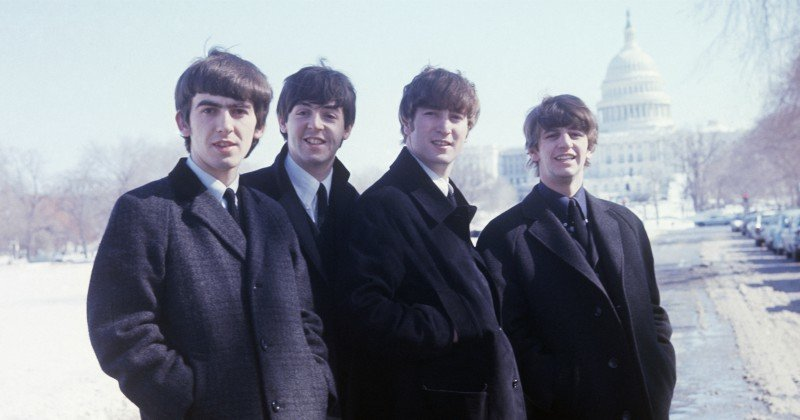 "The Beatles i dokumentären ""The Beatles - Eight Days a Week"" i SVT Play"