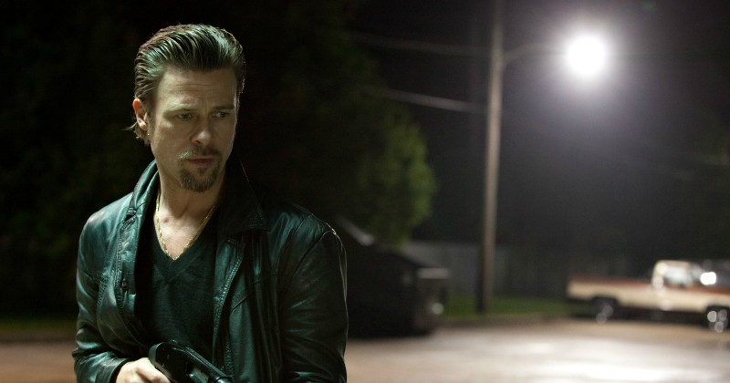 "Brad Pitt i filmen ""Killing Them Softly"" i SVT Play"