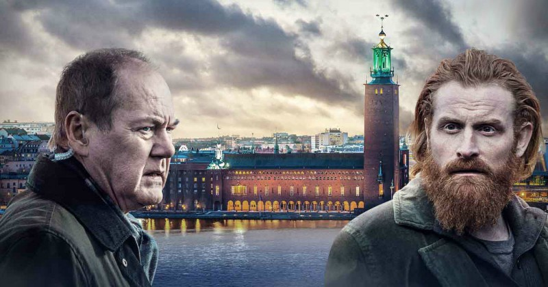 "Martin och Steinar i ""Beck: Steinar"" i TV4 Play Streaming"