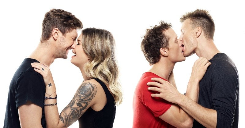 """Love at First Kiss Sverige"" i TV4 Play"