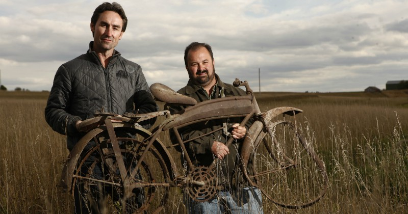 """American Pickers"" i TV10 Play gratis streaming"