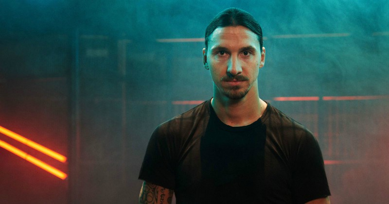 Zlatan Ibrahimovic - Number 10 i TV4 Play
